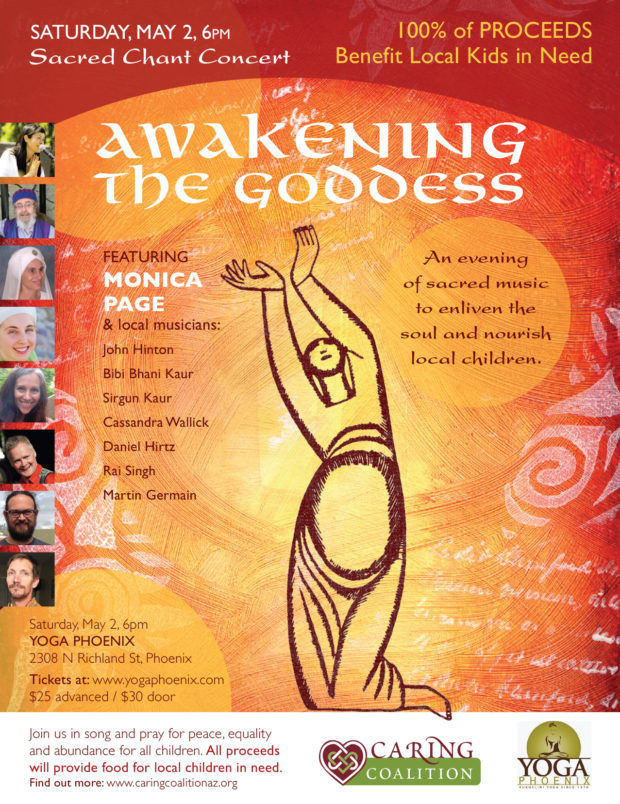 Awakening the Goddess/Sacred Chant Concert